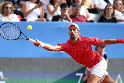 Luego de tantas polémicas, Novak Djokovic se hizo el test de ...