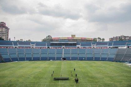 La LBM confirmó que uno de sus clubes jugaría en el inmueble de la Ciudad de los Deportes (Foto: Mario Jasso/ Cuartoscuro)