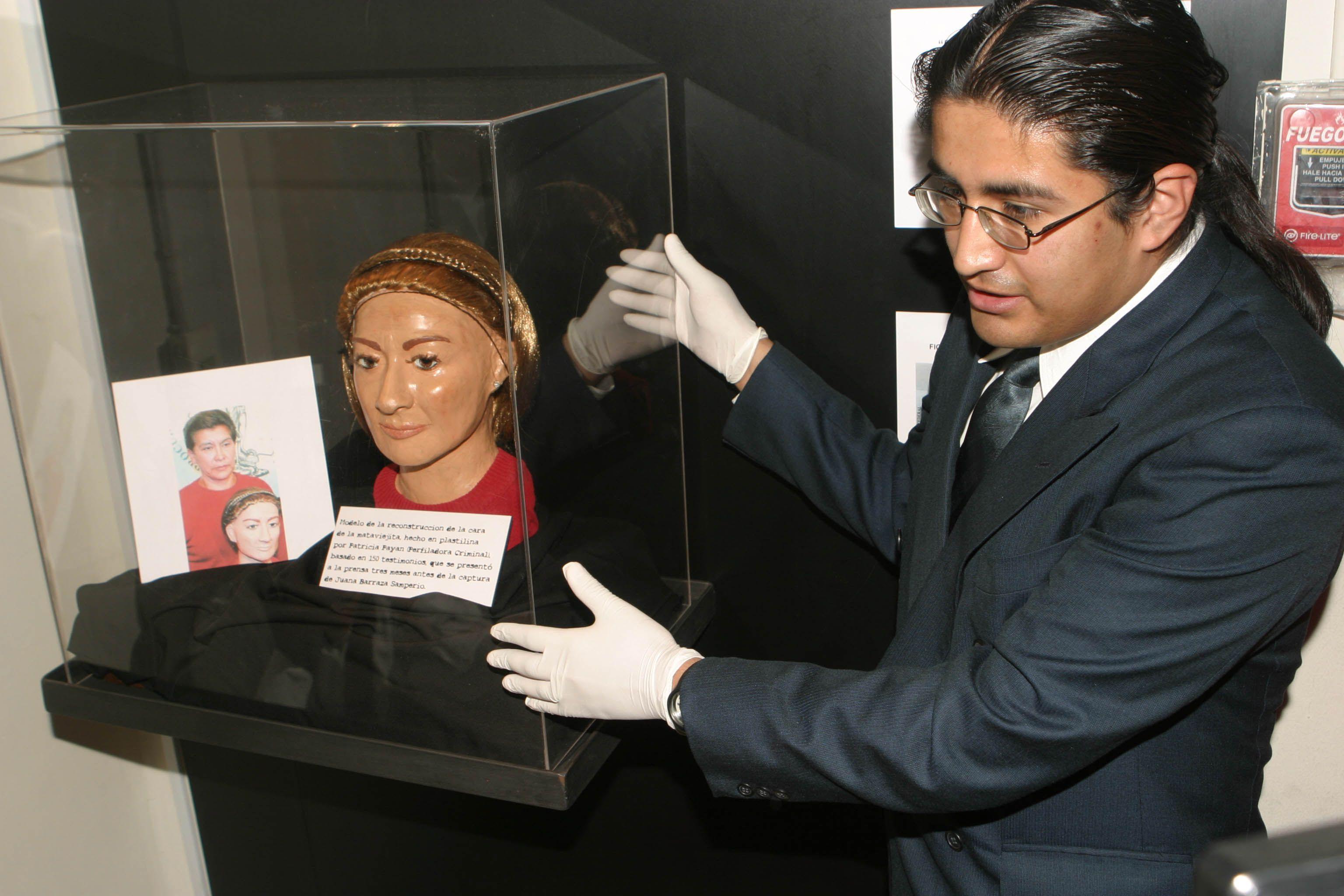 """La """"Mataviejitas"""" fue capturada en 2006 tras un asesinato. (Foto: Cuartoscuro)"""