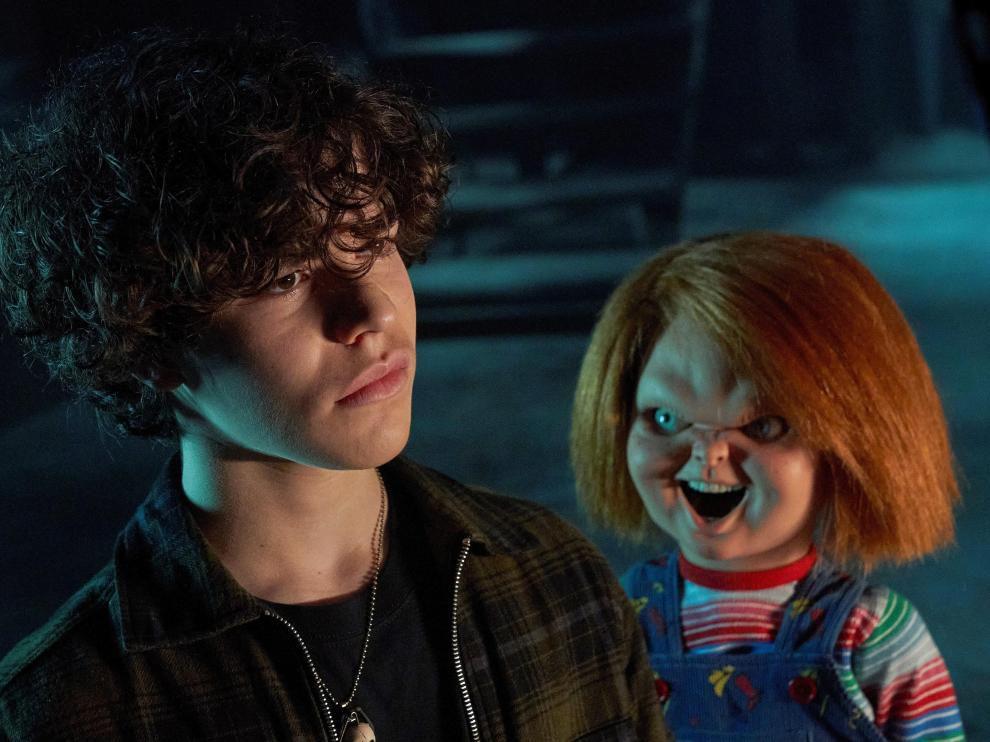 Chucky. (foto: Heraldo de Aragón)