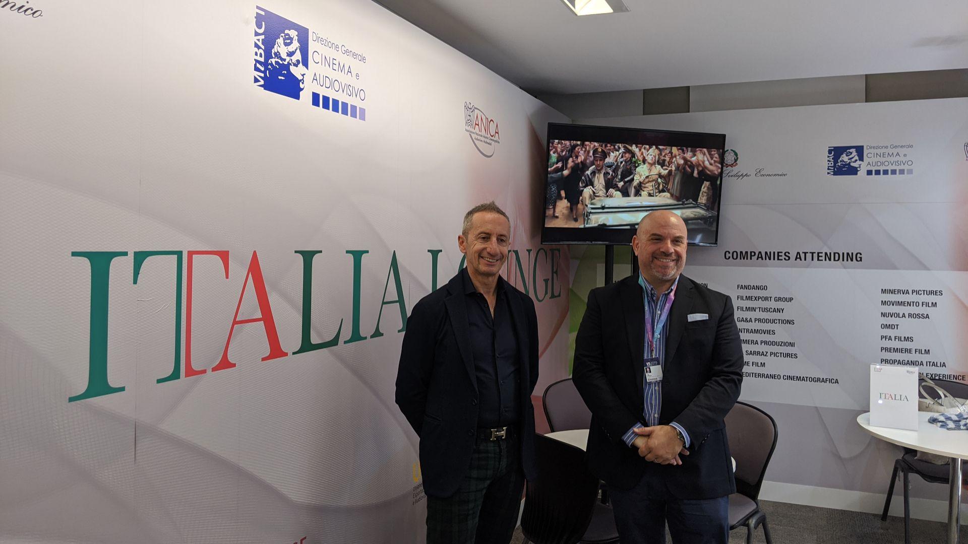 """El miércoles 4 en el Edificio San José de la UCA tendrá lugar la """"Conferencia del Sistema Audiovisual de Italia"""" en el marco de Ventana Sur 2019"""