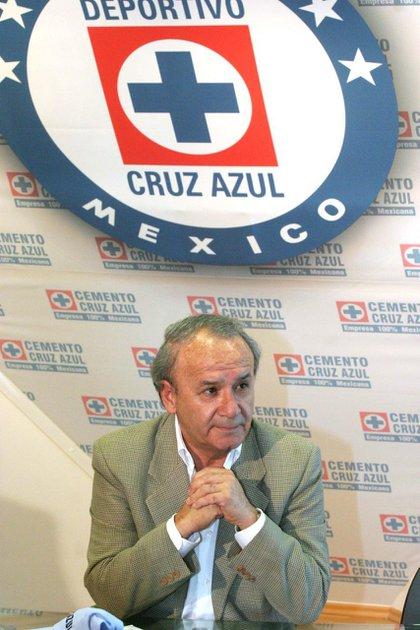 Guillermo Álvarez, ex presidente de Cruz Azul (Foto: Cuartoscuro)
