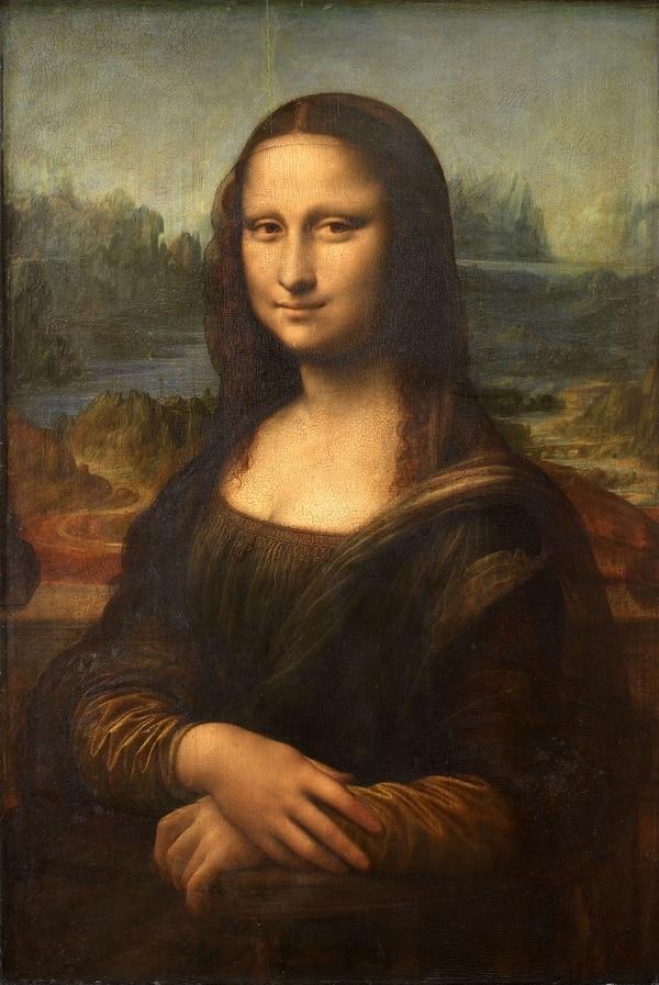 """""""La Mona Lisa"""", de Leonardo Da Vinci, es una de las pinturas más célebres del mundo"""