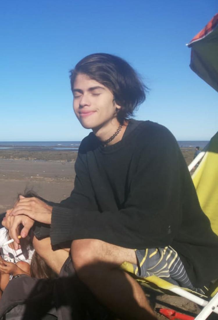 Agustín Muñoz tenía18 años