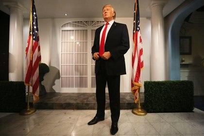 Donald Trump asume como presidente de los Estados Unidos (AFP)