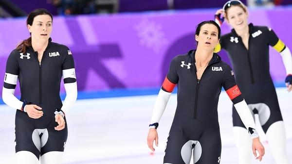 La historia detrás del polémico traje de Under Armour en Pyeongchang 2018