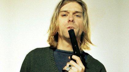 Kurt Cobain, líder de Nirvana, se suicidó el 5 de abril de 1994.