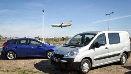 Por día se registran cerca detreinta vuelos entre aterrizajes y despegues en el aeropuerto de El Palomar