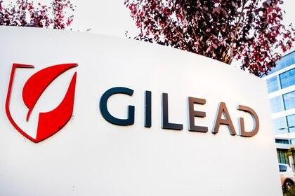 Sede de la empresa Gilead (Shutterstock)