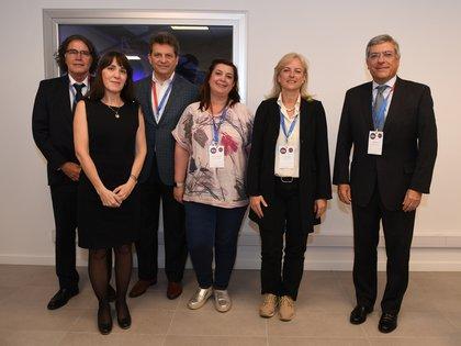 Los jurados del 100K Latam 2019 (Maximiliano Luna)