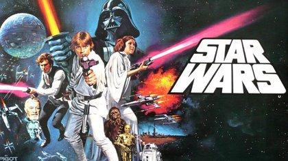 """""""Star Wars"""", ícono de la década"""
