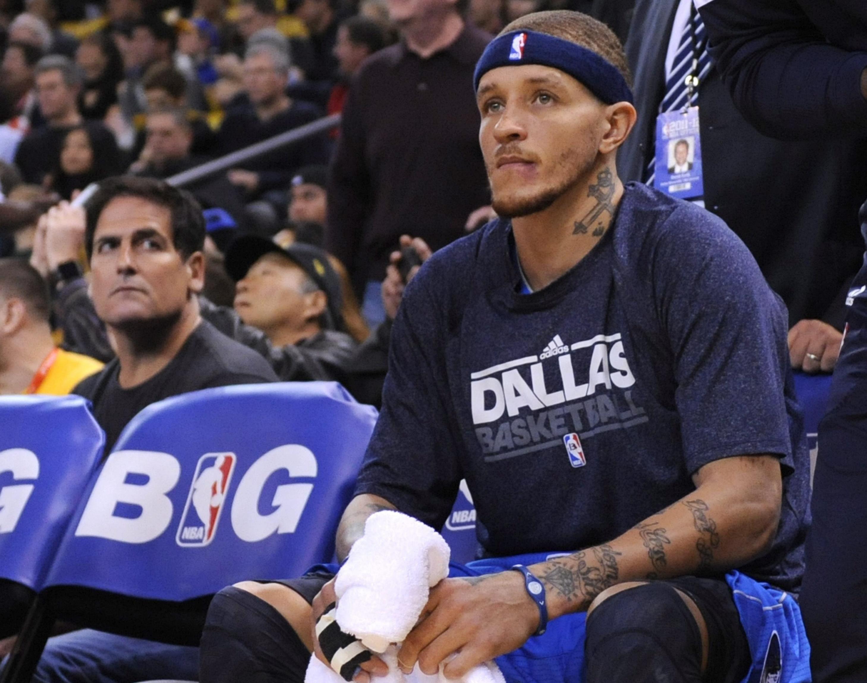En la imagen, el exjugador de la NBA, Delonte West. EFE/John G. Mabanglo/Archivo