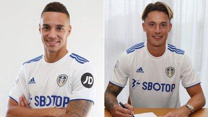 Rodrigo y Koch, las nuevas caras del Leeds United de Bielsa