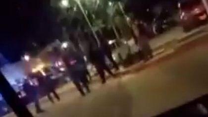 Enfrentamiento armado en Magdalena de Kino, donde operan células del Cártel de Sinaloa