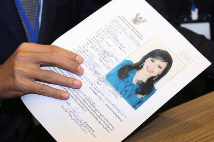 Princess Ubolratana Rajakanya (REUTERS/Athit Perawongmetha)