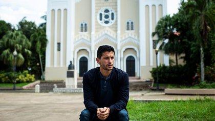 """Manuel Natal Albelo estaba a la zaga en la contienda por la alcaldía de San Juan por unos 2000 votos. """"Esto ha creado un nivel de incertidumbre que nunca antes habíamos visto en nuestra historia electoral"""", dijo.Credit...Erika P. Rodriguez para The New York Times"""