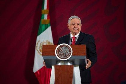 El presidente habló de la economía del país durante la mañanera de hoy. (Foto: Presidencia de México).