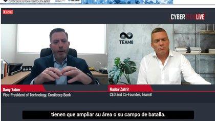 El evento Cybertech Live Latam se llevó a cabo en formato digital desde Panamá.