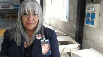 Nilda Gómez, titular de Familias por la Vida.
