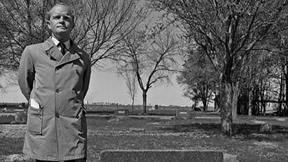 Truman Capote © Bob Adelman/Corbis