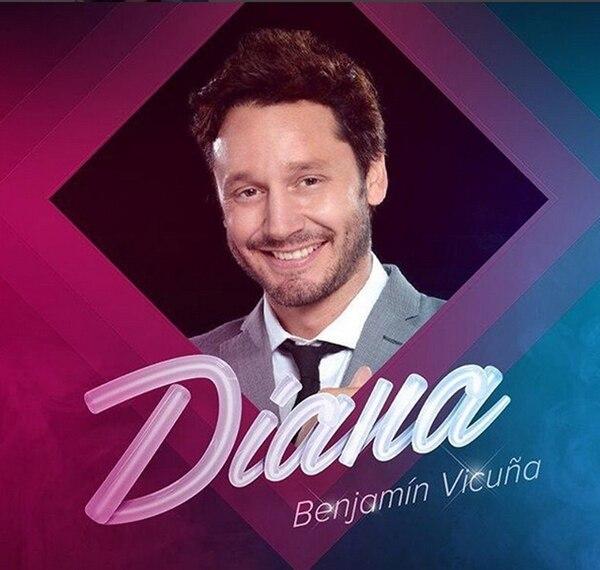 El actor chileno fue entrevistado en su país por Diana Bolocco.