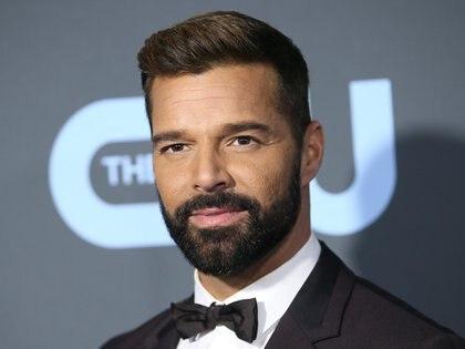 Ricky Martin lleva 30 años en el top de la escena musical. (REUTERS/Danny Moloshok)