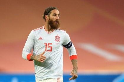 España empató 1-1 con Suiza - REUTERS/Dean Mouhtaropoulos