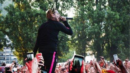 El rapero no dudó en revelar todo lo que sabe acerca del círculo de la pandilla (Foto: Twitter)
