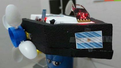 Día de la Tierra: estudiantes de una escuela de Chascomús crearon un sistema con robótica y programación para sanear el agua de la laguna