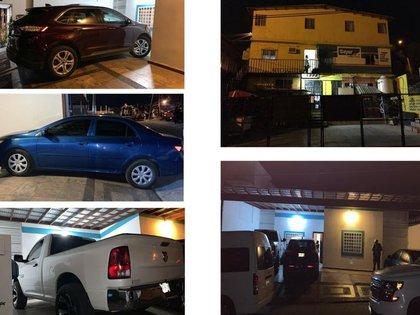 En la detención se incautaron armas de alto calibre, drogas, y vehículos (Foto: Sedena)