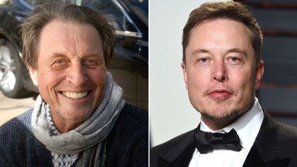 La compleja relación entre Errol Musk y su hijo Elon