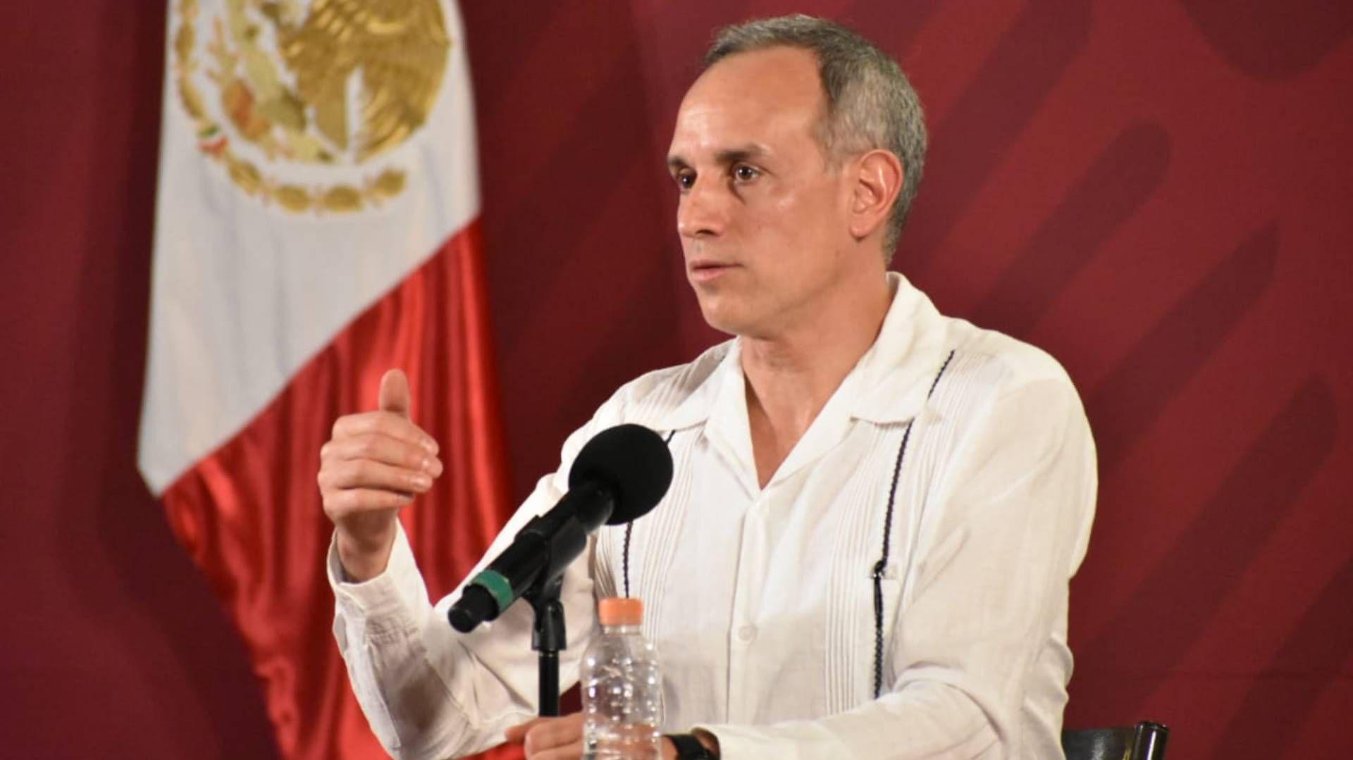 Hugo López-Gatell envió un enérgico mensaje a los agresores del personal médico (Foto: Secretaría de Salud)