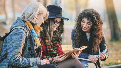 En la literatura para jóvenes, el movimiento por una mayor igualdad de derechos entre géneros se hace notar cada vez más (Getty)