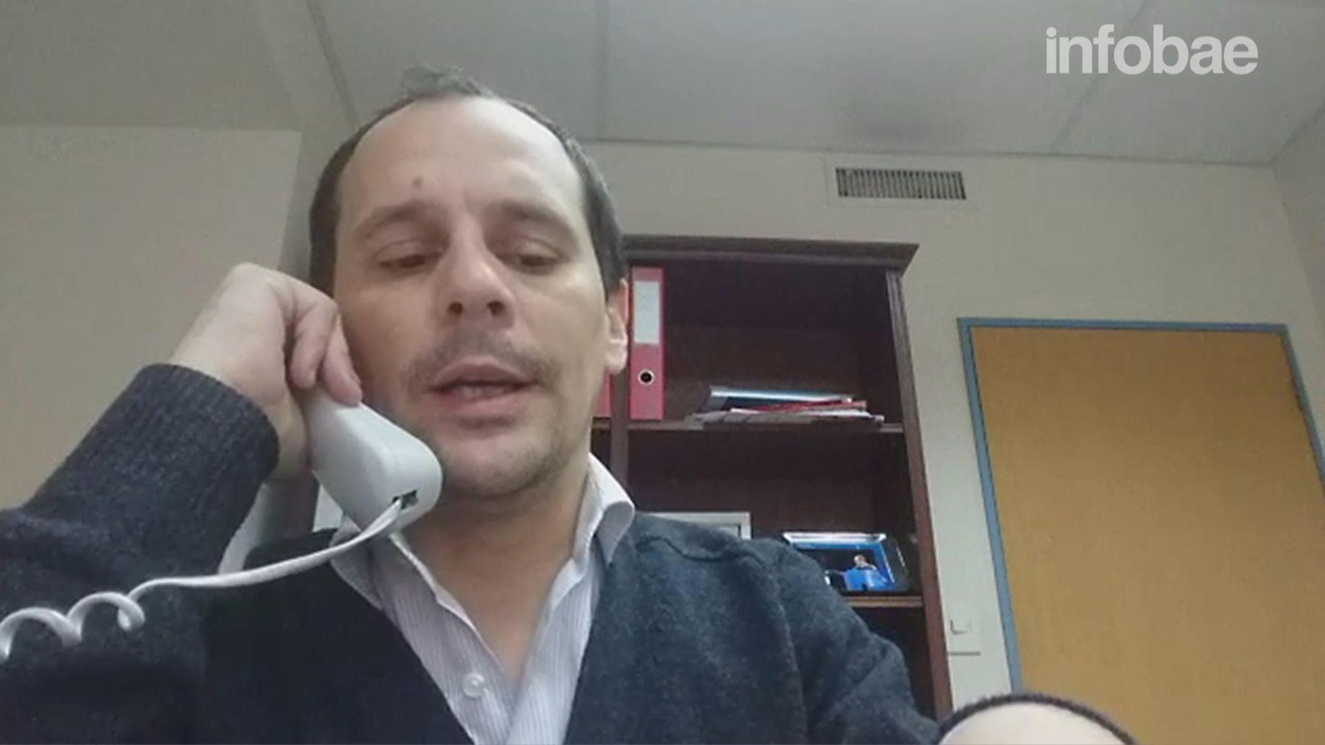 """Fausto Spotorno, director del Instituto de Economía de la UADE, explicó: """"Tenemos hoy el récord de unidades ofrecidas"""""""