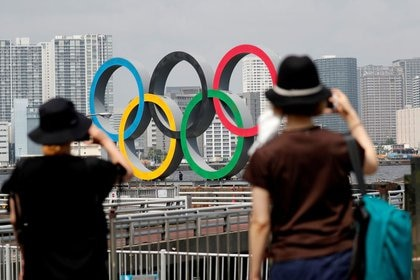 el mexicano fue campeón olímpico . (Kim Kyung-Hoon/REUTERS)