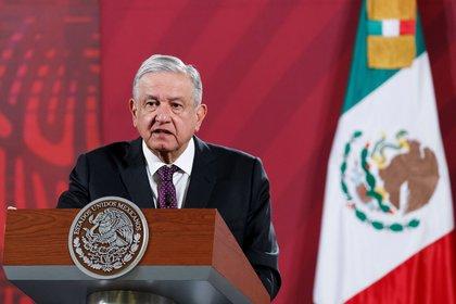 AMLO ha recibido fuertes críticas tanto en México como en EEUU por no felicitar a Joe Biden como ganador de las elecciones de aquel país (Foto: José Méndez/ EFE)