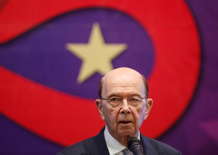 El secretario de Comercio Wilbur Ross. REUTERS/Kham