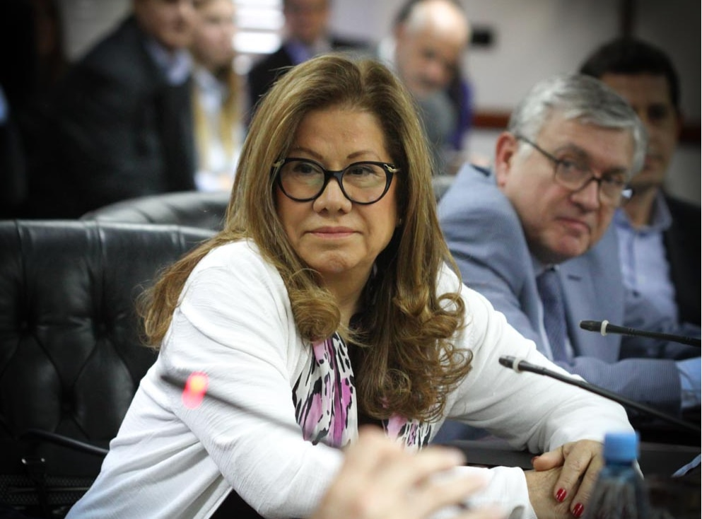 Graciela Camaño (Consejo de la Magistratura)