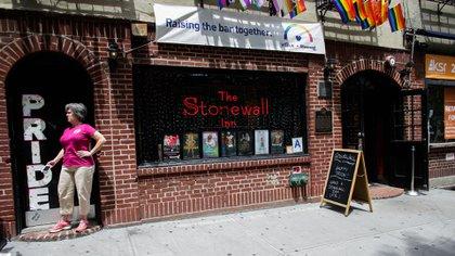 El Stonewall Inn, en la actualidad (EFE)