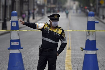 (Foto: ALFREDO ESTRELLA / AFP)