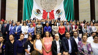 Morena pondrá en juego su mayoría en el Congreso en 2021 (Foto: Diputados Morena)