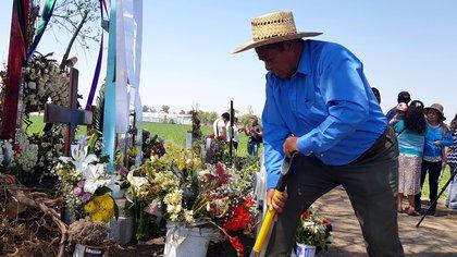 Todo inició a las 14:30 horas, cuando se descubrió una toma clandestina sobre el kilómetro 226 del ducto Tuxpan-Tula. (REUTERS /Josue Gonzalez)
