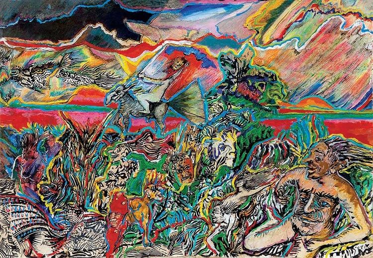 Obras de  Luis Felipe Noé