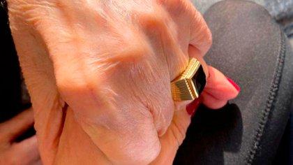 El anillo robado
