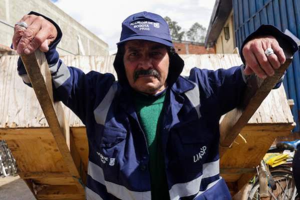 Recicladores Bogotá