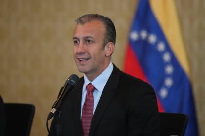 Tareck el Aissami (EFE/Raúl Martínez)