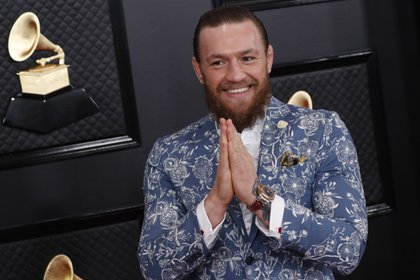 Conor McGregor se convirtió en una de las personalidades más famosas del mundo (Foto: EFE)