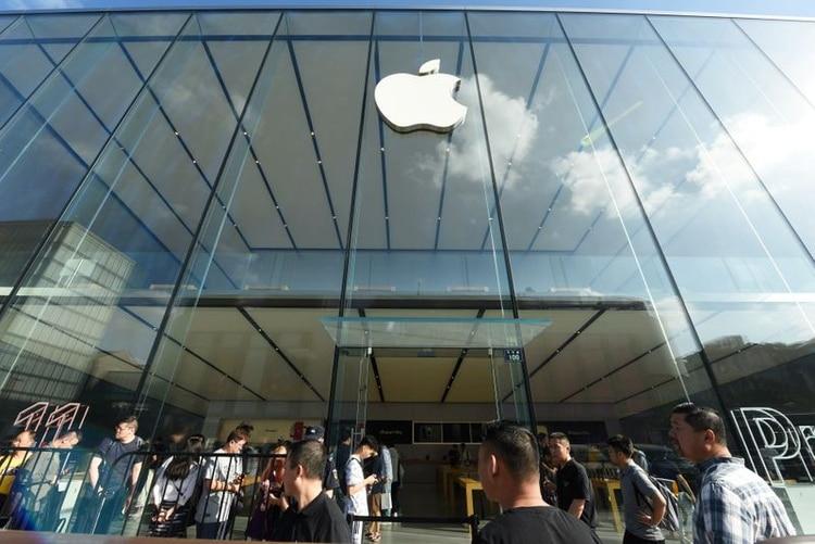Coronavirus en China: Apple cierra sus tiendas