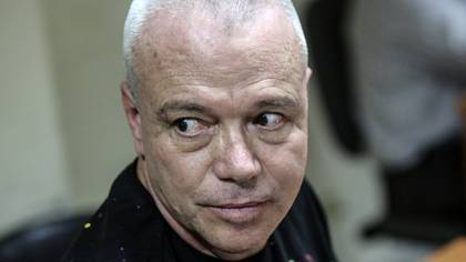 Jhon Jairo Velásquez Vásquez, alias 'Popeye', el principal asesino de Escobar, admitió que su jefe había mandado a matar a los Moo Young. / AFP PHOTO / JOAQUIN SARMIENTO