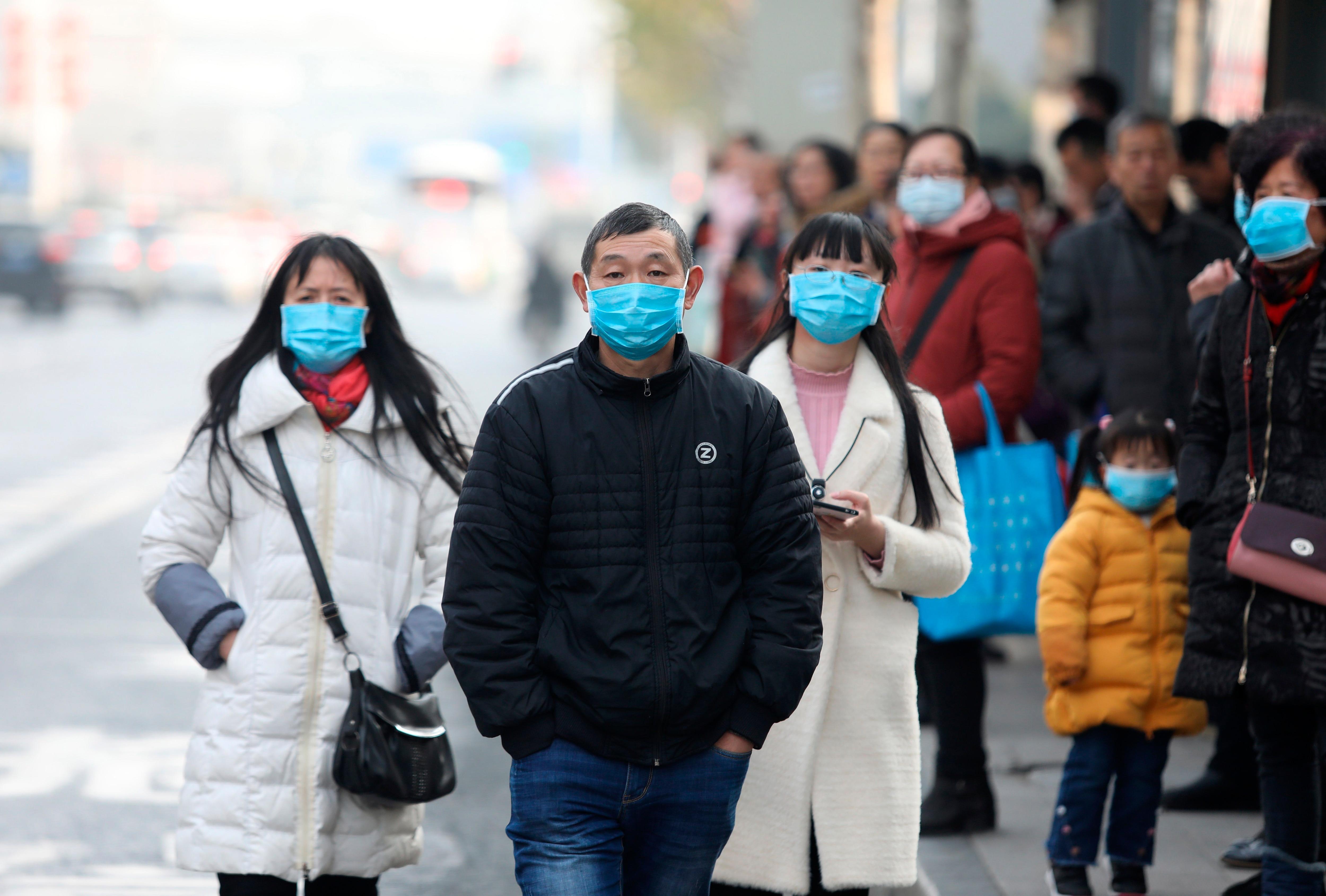 A fines de enero y principios de febrero de este año, 34 científicos de naciones como China, Japón, Estados Unidos y el Reino Unido se reunieron en Wuhan y evaluaron datos (EFE)